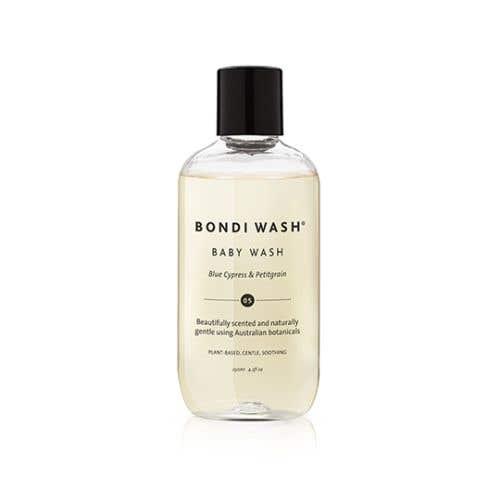 BONDI WASH 藍絲柏及苦橙葉寶寶洗髮沐浴露 250ml