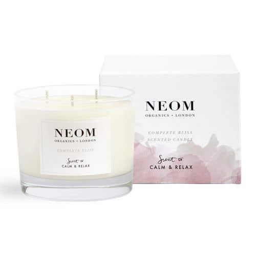 NEOM 完美幸福香氛蠟燭 420g