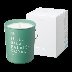 KERZON 漫步巴黎香氛蠟燭 - 杜樂利皇家宮殿 190g