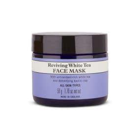 NEAL'S YARD REMEDIES 白茶抗氧保濕面膜 50g